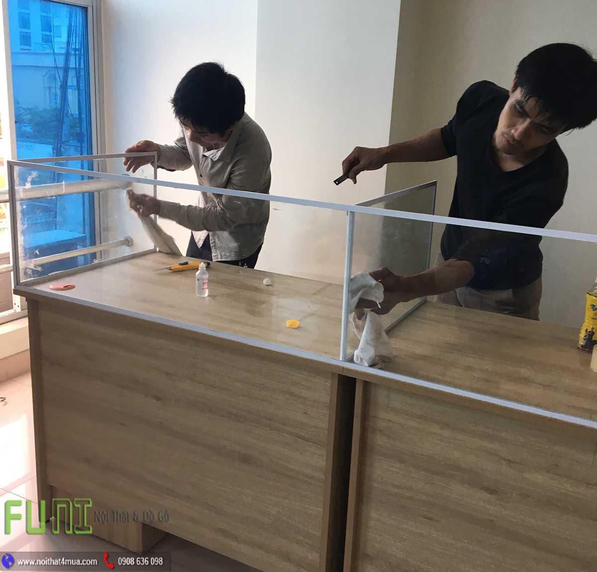 Thi công nội thất trọn gói tại Tp.HCM