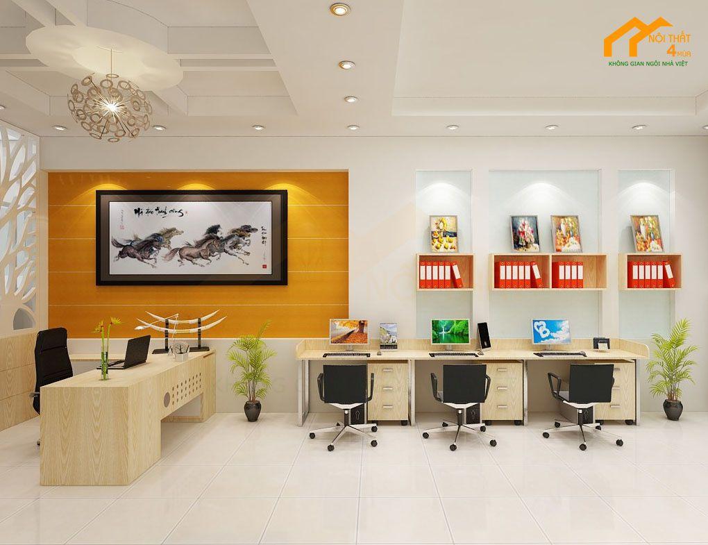 Cách tối ưu nội thất không gian cho văn phòng nhỏ