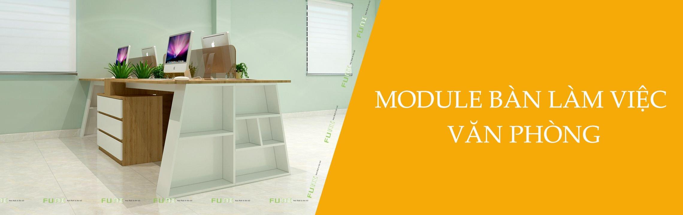 Setup module bàn làm việc văn phòng