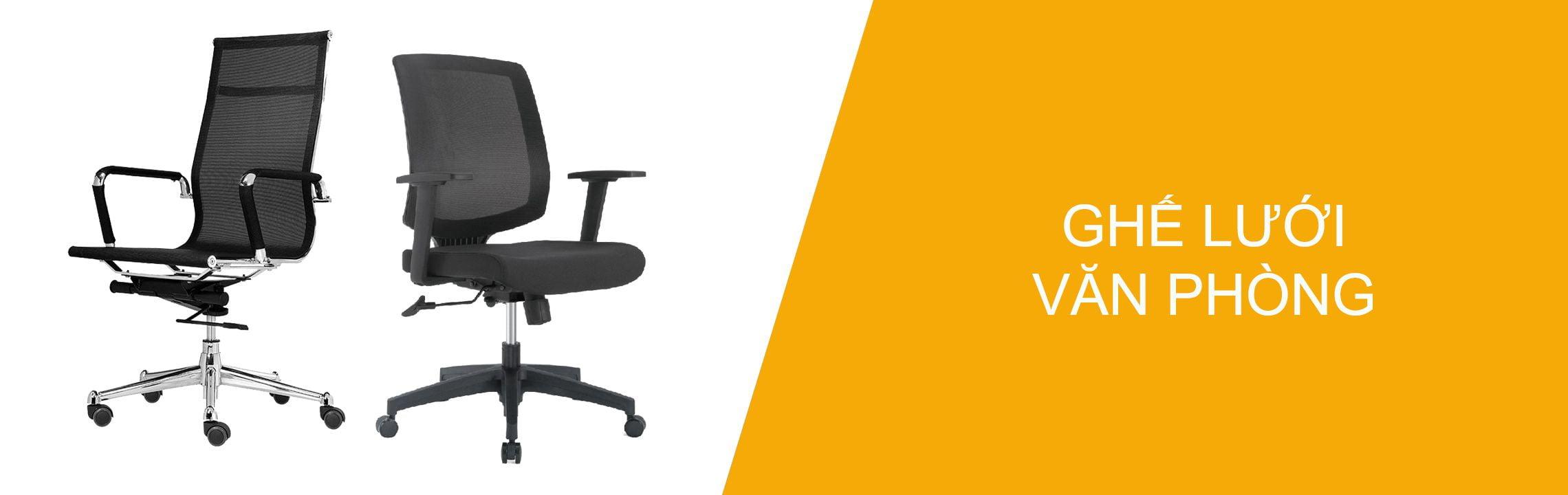 Ghế lưới cho văn phòng làm việc rẻ đẹp TpHCM