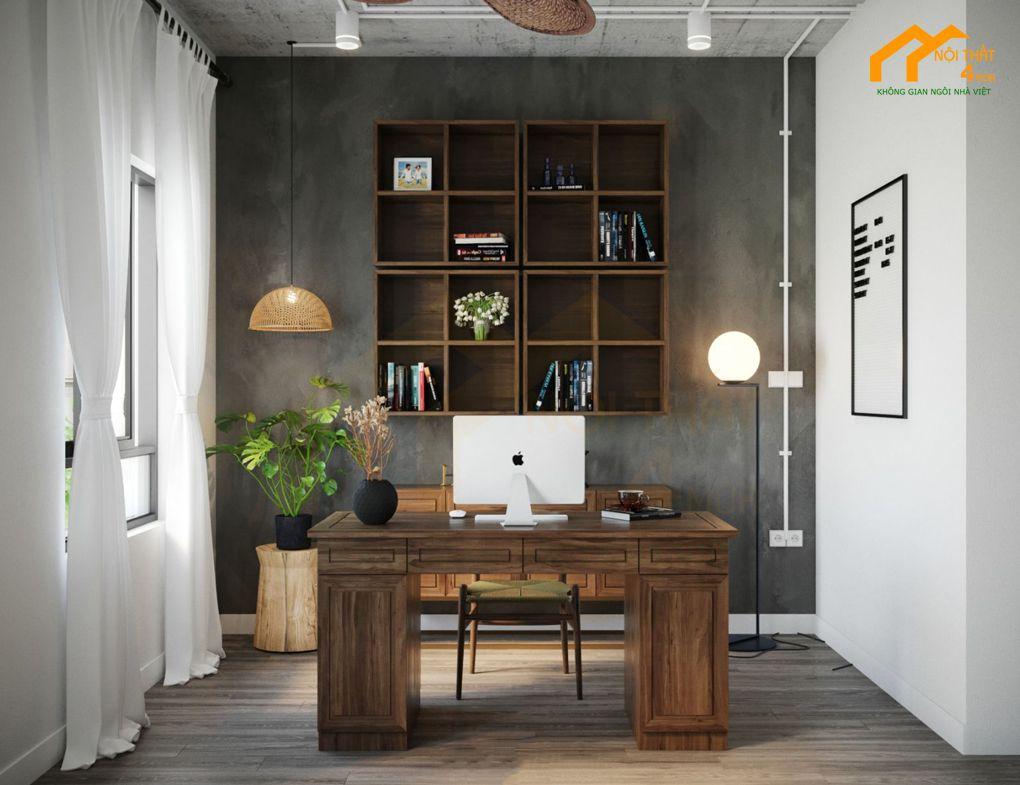 Phòng làm việc nhỏ 20m2 đẹp