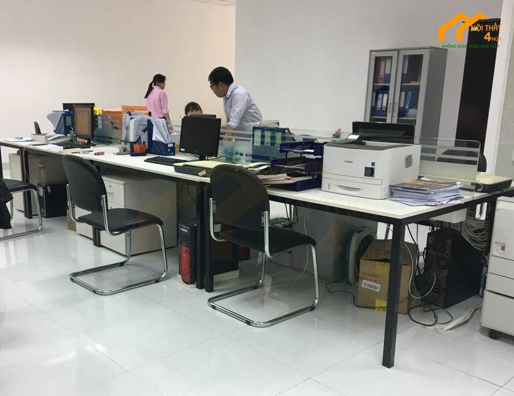 Setup văn phòng trọn gói giá rẻ tại TpHCM