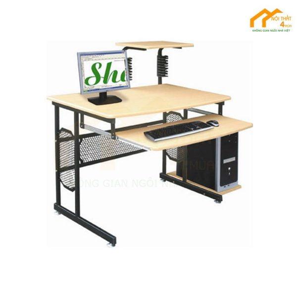 bàn máy tính gỗ công nghiệp