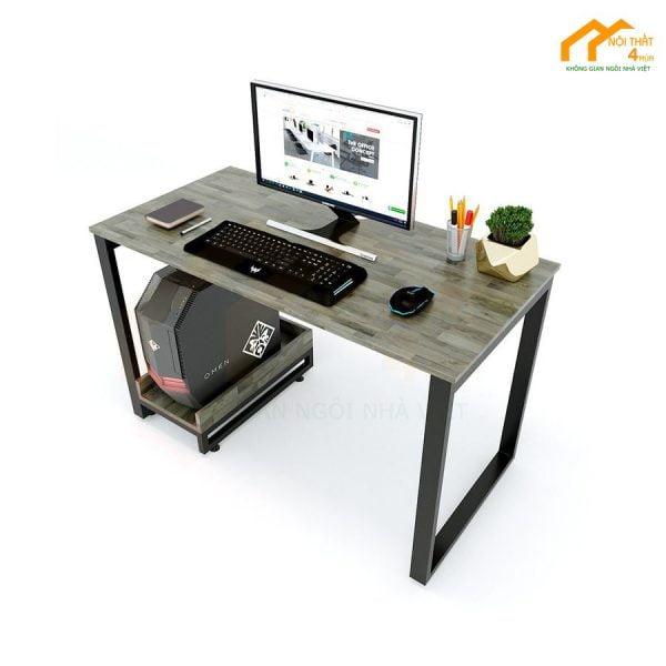 bàn máy tính liền kệ CPU